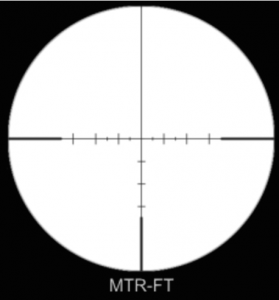 Conor's March Reticle