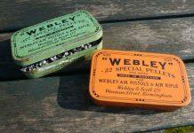 Old Pellets Tin