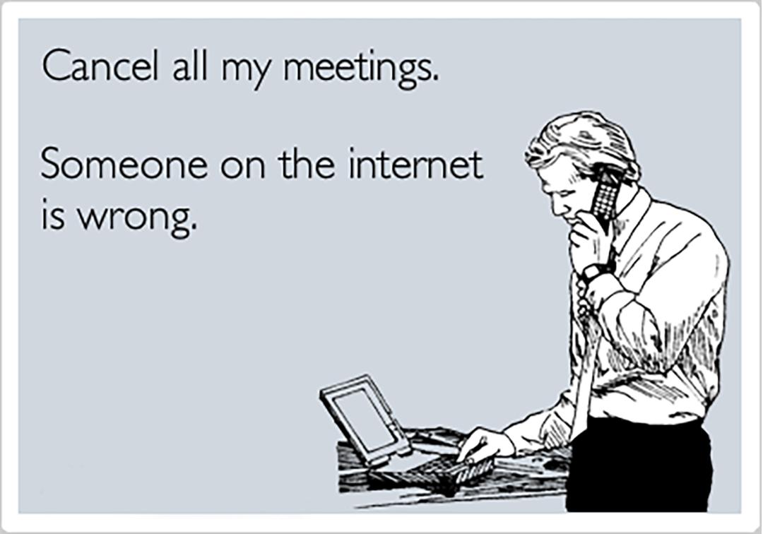 Someone Is Wrong On The Internet. - Pellet On Pellet - Field Target